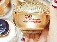 Kem Q2 vàng dưỡng trắng da mặt
