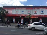 Cho thuê nhà 579-581 Dương Bá Trạc,Phường 1, Quận 8