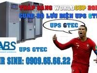 Bộ lưu điện ups gtec 2kva cho văn phòng doanh nghiệp nhỏ