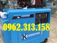 Mua máy phát điện chạy dầu 5kw công nghệ Nhật giá rẻ nhất miền Bắc