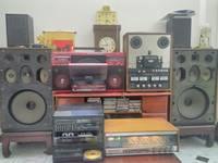 Đồ âm thanh ,đồ sưu tầm cổ độc :Marelli,ODO,AKAI,Telefunken,Saba,CCCP,Nakamichi,Philips,Samovar