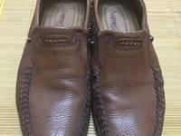Giày lười nam da tốt kiểu dáng hiện đại size 41