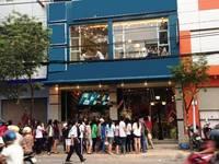 Cho thuê nhà mặt tiền đườngTrần Hưng Đạo gần Nguyễn Biểu. Q5.  DT:7x20m   Giá thương lượng