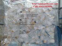 Hạt mạng RJ45 Cat6 mã  5-554720-3, hạt mạng Sắt chống nhiễu 5-569530-3 có sẵn tại Annam