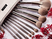 Bộ Cọ Smoke  n Mirrors - 10 Piece met  097 lized Brush Set