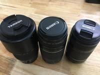 Mònh có 3 lenss ZOOM  Để lại cho bạn nào cần