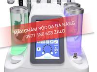 Máy Aqua 6 chức năng chăm sóc da toàn diện cho spa. Chuyên cung cấp mỹ phẩm, thiết bị spa...