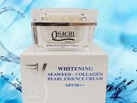 Kem dưỡng trắng da O sachi tinh chất Rong Biển - Collagen - Ngọc Trai giúp da trắng hồng rạng...