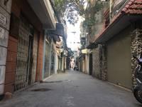 Bán nhà 2 tầng ngõ Lâm Tường, Lê Chân ngõ rộng oto đỗ cửa.