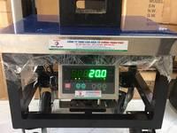 Cân bàn DIGI28 SS Bánh xe 60KG - 500KG