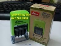Dấu ngày tháng Shiny Mini Dater PET-300