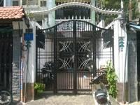 Cho thuê nhà hẻm rộng 8m đường Nguyễn Bỉnh Khiêm, Quận 1: 3.5m x 15m, 4 lầu, sân thượng, sân...