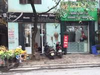 Cho thuê cửa hàng 30m2, mặt tiền 5m, vỉa hè rộng 3m, đường rộng 8m,  mặt phố Trần Quang...