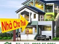 Cho thuê chung cư tầng 5 Lê Hồng Phong