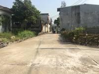 Bán đất lô góc tại Vĩnh Khê, An Đồng, đối diện chung cư Hoàng Huy.
