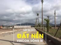 Mở Bán Đợt 1 40 lô Shophouse dự án Đất Nền Tại Vincom Uông bí Newcity Thông tin cơ bản...