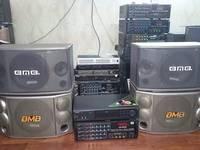 Sản phẩm dàn karaoke: Loa, âm ly, sup, lọc, vang, mic... tại Hà Nội