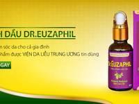 Tinh dầu chăm sóc da- trị mụn - liền sẹo Dr.Euzaphil