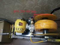 Máy phun thuốc đẩy tay Honda GX35-HP95 phun thuốc được từ xa