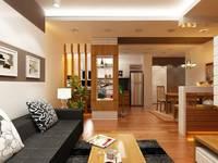 Cho thuê chung cư Euroland TSQ Mỗ Lao , 76m 2 đầy đủ đồ giá 9.5 tr/tháng