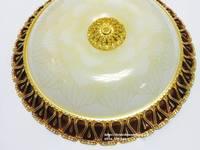Đèn ốp trần Bát Tràng cổ điển QN-1260