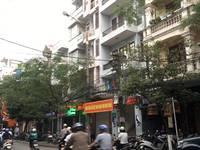 Cho thuê nhà mặt đường Lê Lợi,MT:4m-DT:130m2x1T làm thời trang