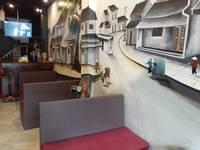 Sang nhượng quán cafe DT 45 m2 x 4 tầng mặt tiền 3,5 m gần chung cư HYUNDAI Q.Hà Đông...