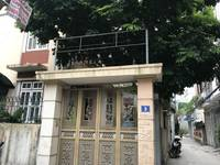 Cho thuê nhà phố Tây Trà- Hoàng Mai - Hà Nội. Diện tích: 115m2 x 3 tầng, giá 10tr/th