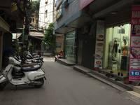 Cho thuê nhà 60m2x3 tầng Thái Hà, ngõ ô tô, làm VP hoặc KD