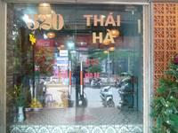 HN  Quán ăn Gà Đắp đất dê Ninh Bình 320 Thái Hà sang nhương lại mặt bằng kinh doanh...