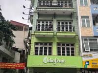 Cho thuê nhà mặt phố Tôn Đức Thắng: 120m2, mặt tiền 7m, thông sàn, đoạn đẹp .