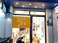 Cho thuê nhà mặt phố Bùi Thị Xuân: 26m2, mặt tiền 3m, riêng biệt, cửa kính, ts .