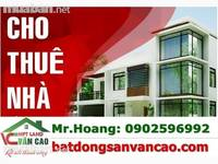 Cho thuê nhà mặt phố tại Đường tô hiệu, Lê Chân, Hải Phòng  - Mặt tiền: 4.8m.