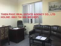 Cho thuê văn phòng đẹp MT Hoa Lan, Phú Nhuận, 30m2, 13.2 triệu bao thuế phí