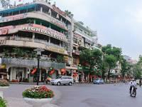 Cho thuê nhà mặt phố Đinh Tiên Hoàng Hoàn Kiếm Hà Nội: 120m2x4 tầng, mặt tiền 7m vị trí cực...