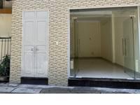 Cho thuê nhà riêng ở ngõ 100 Hoàng quốc việt 35m2 x 4 tầng ở làm vp, oto đỗ cửa...