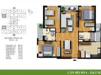 Bán căn góc tầng cao, 3 ngủ view Sông Hồng tòa nhà Hòa Bình Green City 505 Minh Khai