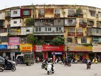 Cho thuê căn hộ chung cư tầng 3 - nhà A12 Khương Thượng ngã tư Chùa Bộc - Tôn Thất...