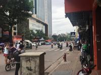 Cho thuê nhà phố Đặng Văn Ngữ, Đống Đa, dt 70m2, mt 6m, 3 tầng, giá 22tr/tháng