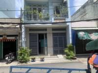 Cho thuê nhà đường Khuông Việt,quận Tân Phú,đường 8m