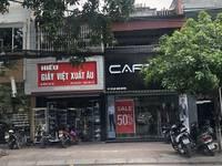 Cho thuê nhà mặt đường Lê Lợi. Mt:5m-Dt:200m2x2T tiện kinh doanh