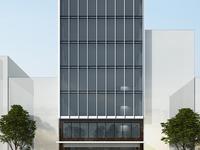 Cho thuê mặt bằng tòa văn phòng mới xây mặt tiền đường A4, quận Tân BÌnh