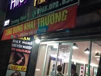 Cần sang nhượng Salon tóc 229 Trương Định