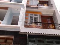 Cho thuê nhà nguyên căn full nội thất, hẻm xe hơi đường Phan Huy Ích, phường 15 Tân Bình, TPHCM...