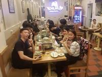 Sang nhượng quán ăn phố Lò Đúc