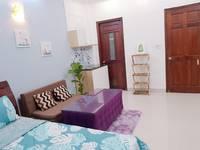 Cho thuê căn hộ Studio Phan Đăng Lưu, Phú Nhuận, full nội thất,giá tốt