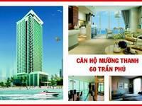 Cho thuê căn hộ Mường Thanh 60 Trần Phú nội thất đẹp