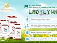 Xịt thảo dược vùng kín Lady Lynn - Hồng Đan