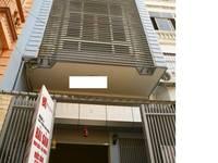 Cho thuê nhà mới sơn ở hoàng ngân 41m2 x 5 tầng full nội thất cho hgd và làm vp...