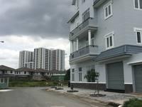 Cho thuê căn góc mới xây KDC khang an phú hữu quận 9